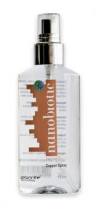 Miedź Nanobiotic Copper - Spray (100ml)